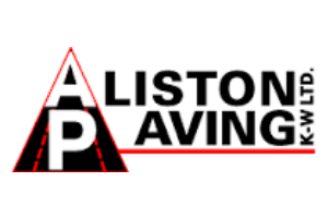 Aliston Paving K-W Ltd.