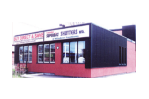 Canadian Superbilt Shutters Manufacturing