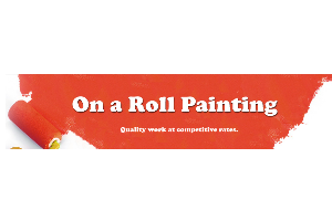 On a Roll Painting Cambridge  ImRenovating.com