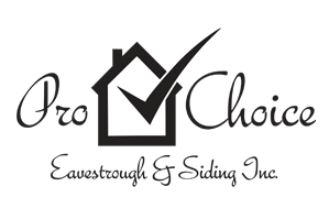 ProChoice Eavestrough and Siding Inc.
