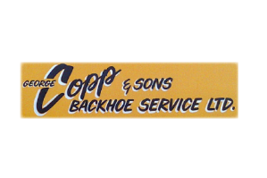 Copp George Backhoe Service Ltd.