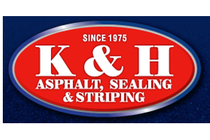 K&H Asphalt, Sealing & Striping