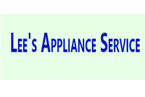 lee's appliance repair