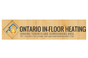 Ontario In-Floor Heating Oakville  ImRenovating.com