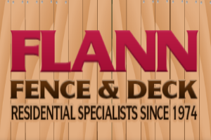 Flann Fence and Deck
