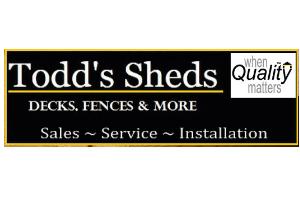 Todd's Sheds