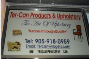 Ter-Can Products and Upholstery Richmond Hill  ImRenovating.com
