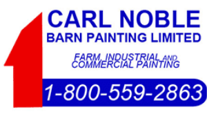 Carl Noble Barn Painting Owen Sound  ImRenovating.com