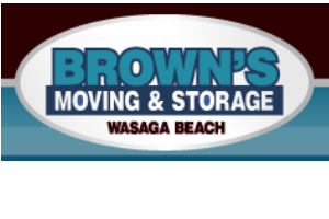Brown`s Moving & Storage