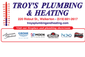 Troy's Plumbing and Heating Owen Sound  ImRenovating.com