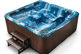Ajax HOT TUB AND SPA