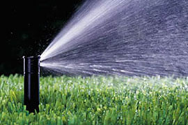 Newmarket IRRIGATION AND SPRINKLERS