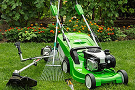 Ajax LAWN AND GARDEN CARE