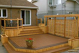 Newmarket DECKS AND PATIOS