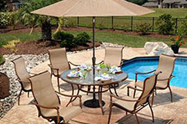 Newmarket PATIO FURNITURE STORES