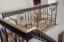 Ajax RAILINGS AND HANDRAILS