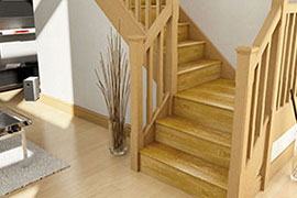 Burlington STAIR BUILDERS