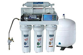 Ajax WATER PURIFICATION