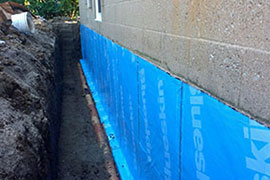 Newmarket WATERPROOFING CONTRACTORS